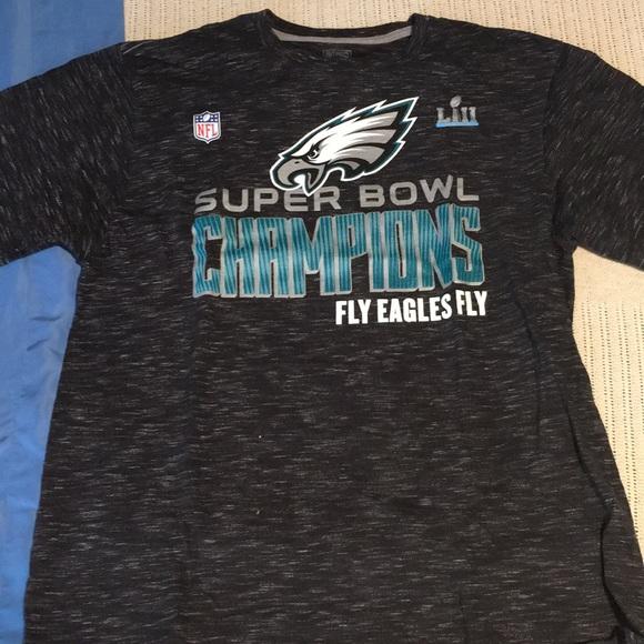 best website 4529e 43f69 Philadelphia Eagles Super Bowl LII (52) tee-shirt